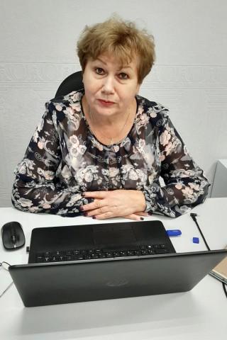 Затонская Елена Александровна